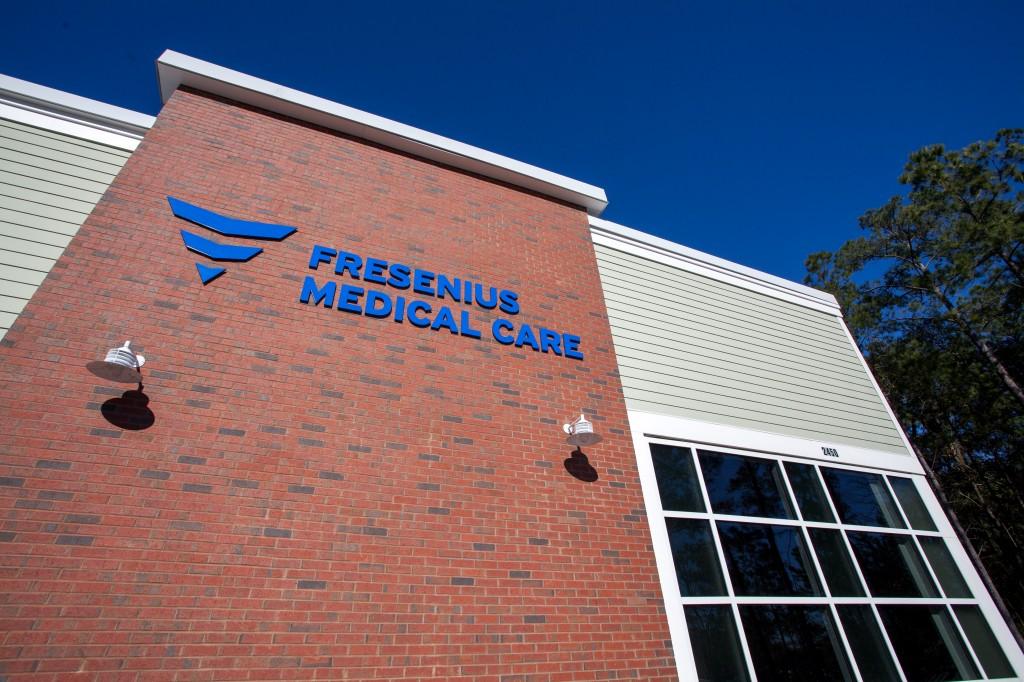 Fresenius Medical Care Renal Advantage Brantley Construction