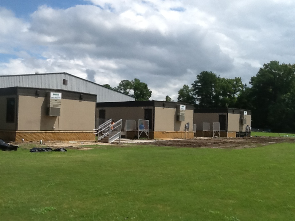 Deer Park Middle School – Phase I - Brantley Construction