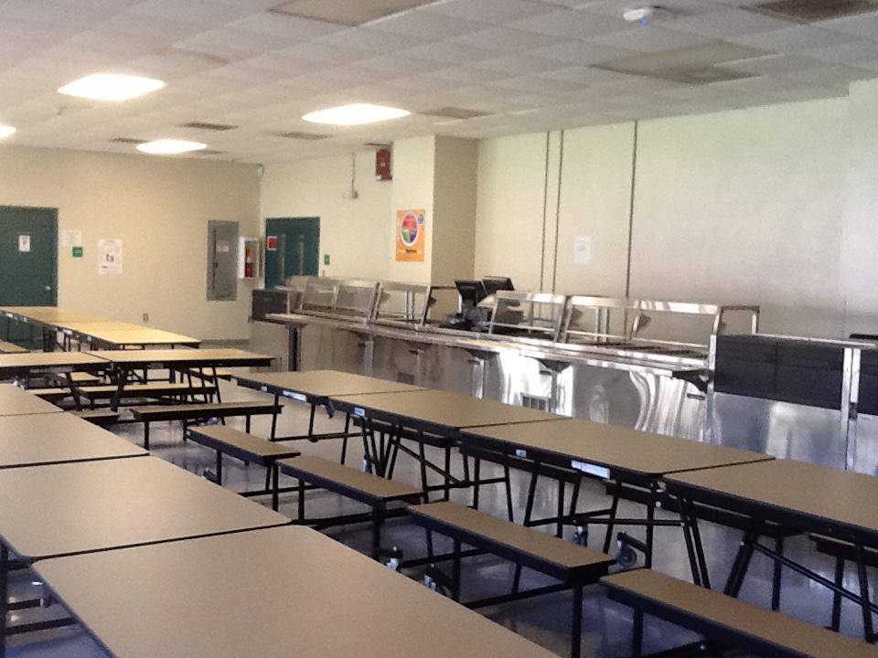 Deer Park Middle School Phase I Brantley Construction