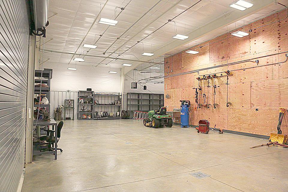 Southwestern Community College Maintenance Facility
